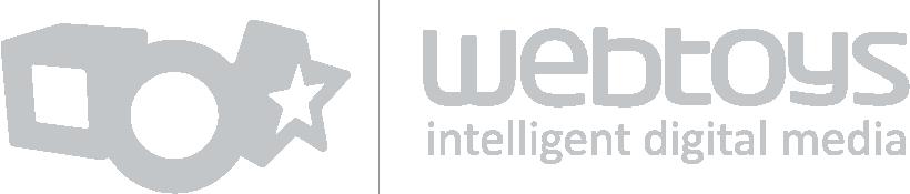 Webtoys - Intelligent Digital Media