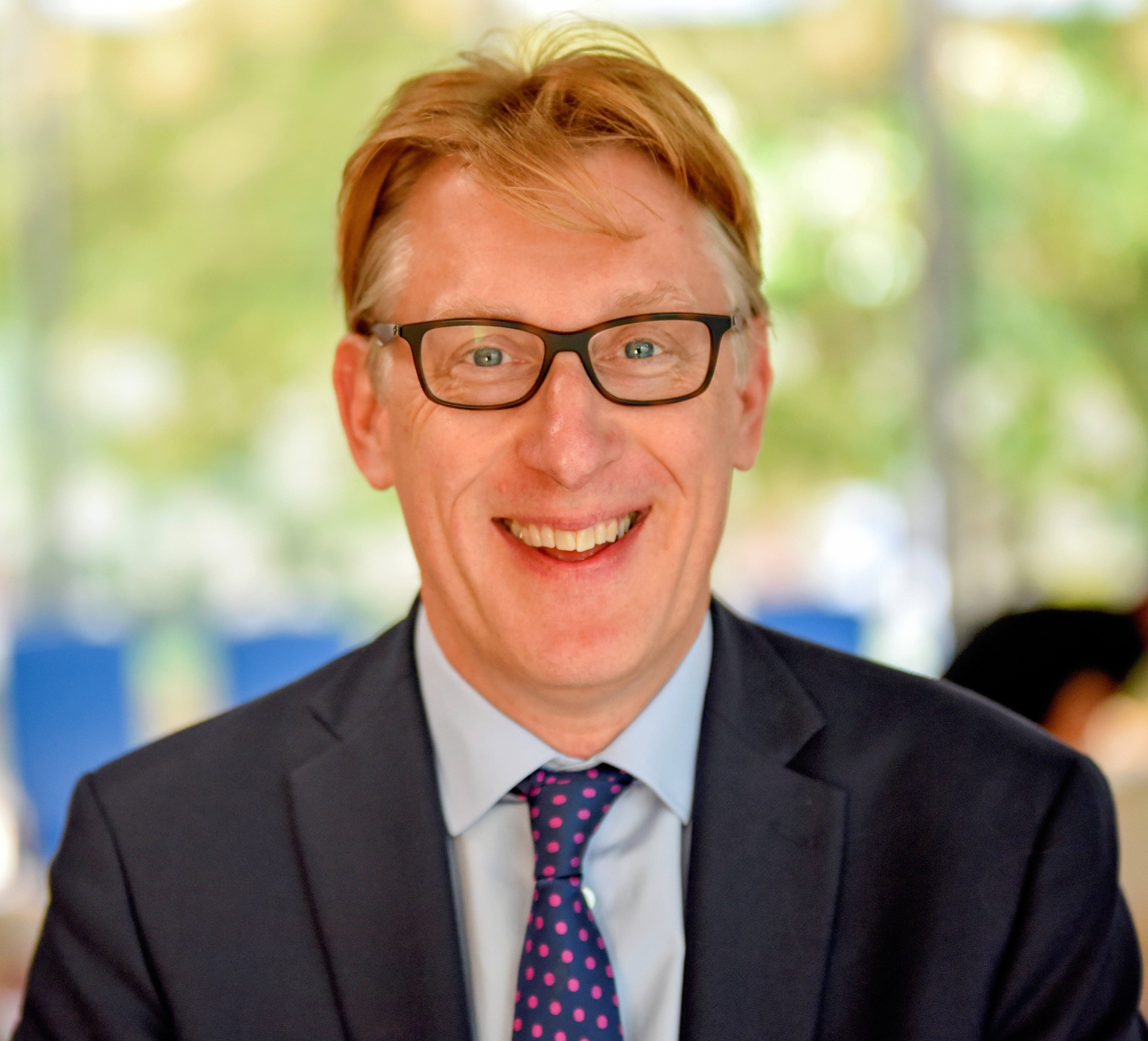 Professor Richard Hindley -Consultant Urological Surgeon